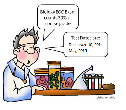 Biology End of Course Review