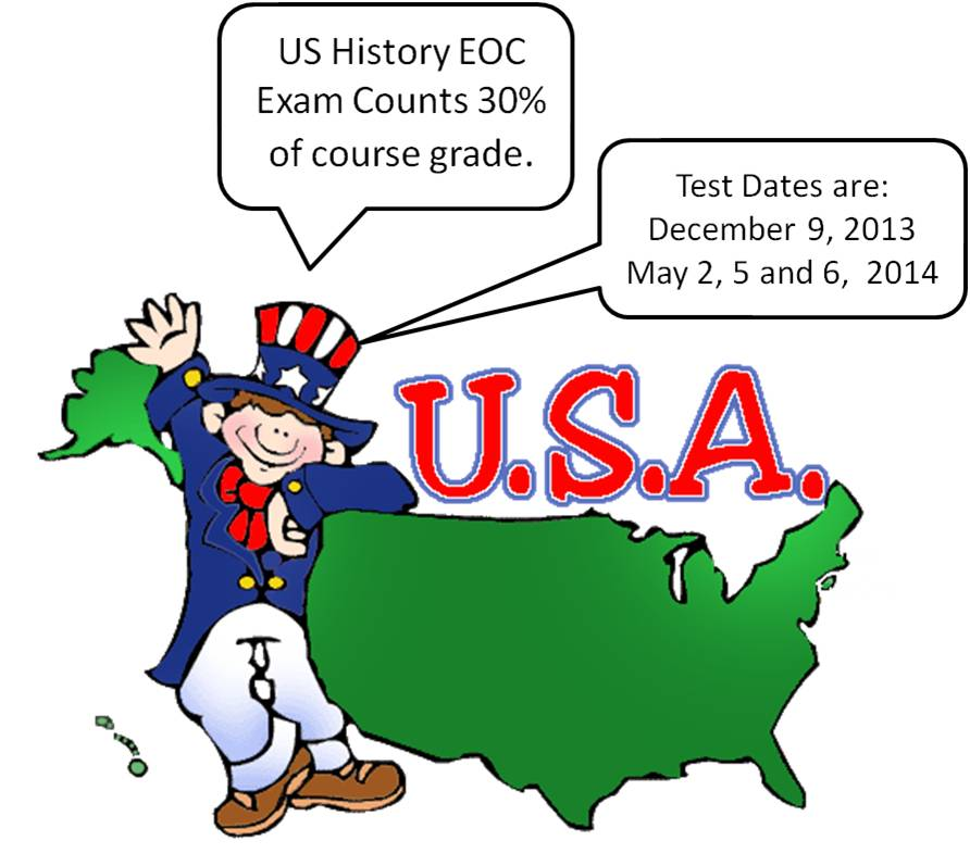 United States History EOC review