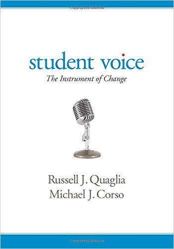 Student Voice The Instrument of Change book cover