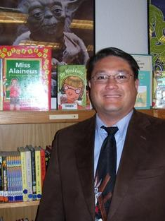 Brian K. Alaback, Director of Professional Learning