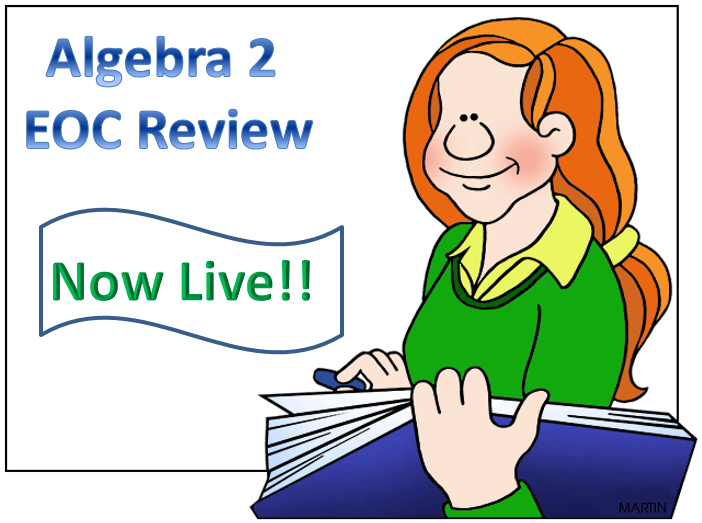 Algebra 2 EOC Review