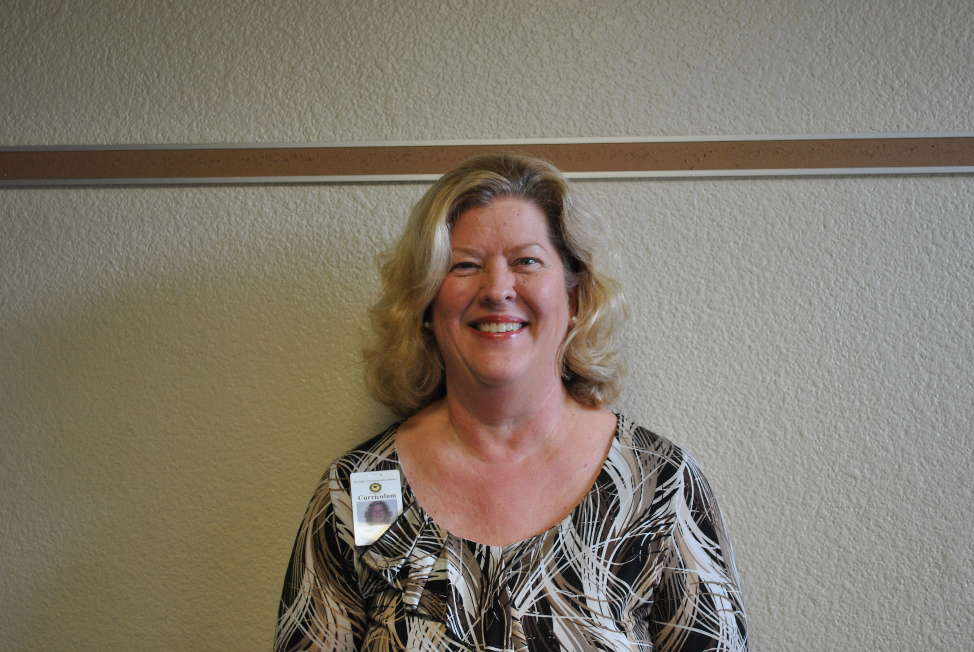 Mary Exum, TSA Staff Development