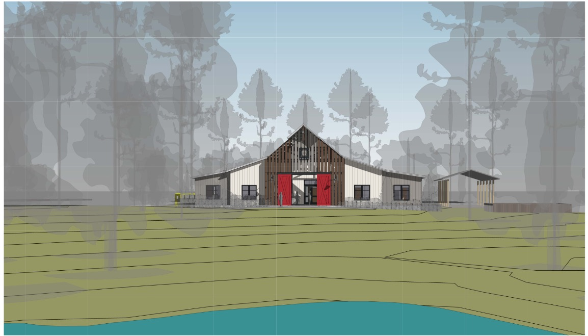 Check Out the New Building Design!